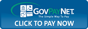 Gov Pay click to pay icon for Clerk Services Payments