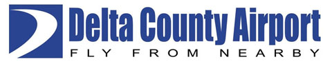 Delta County Airport Logo