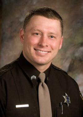Sgt. Jeff Hansen Portrait