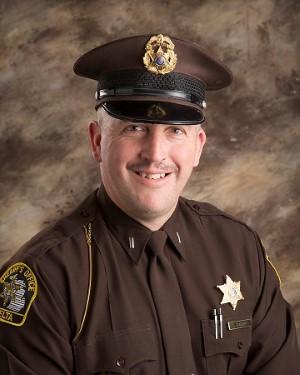 Lt. Todd Tardiff Portrait